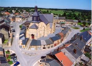 Eglise de Renwez