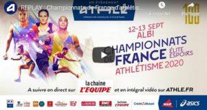 Championnat athletisme Albi