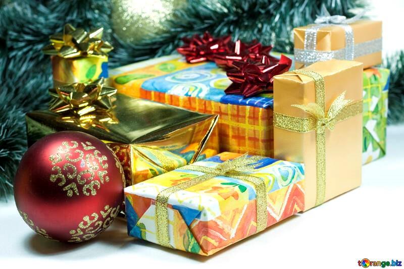 Bons cadeaux de Noël