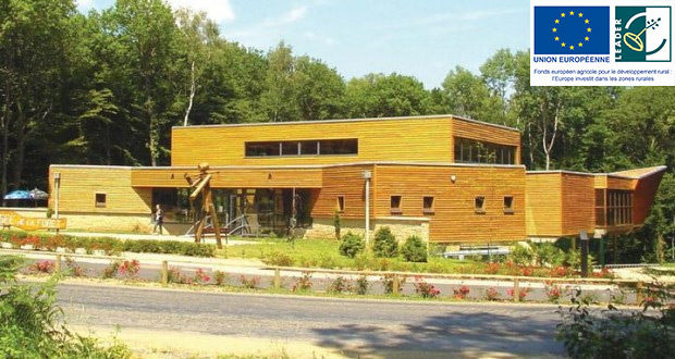 Musée de la forêt - Travaux financés par les fonds LEADER